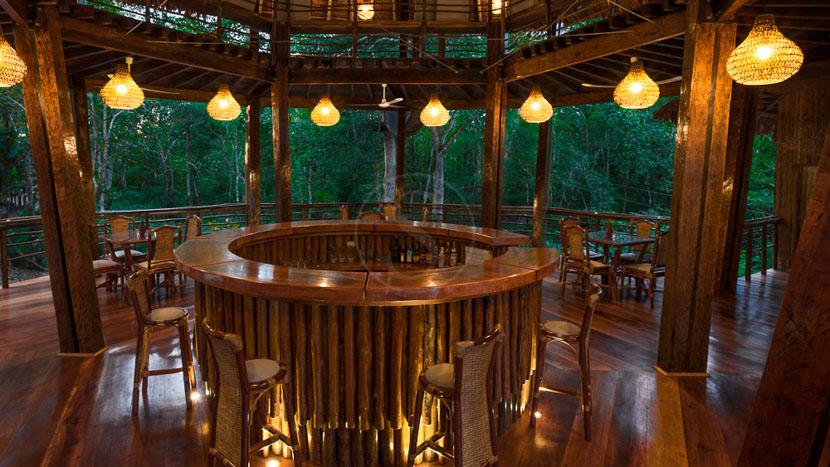 Treehouse Lodge , Treehouse Lodge, Pérou © Symoni Johnson