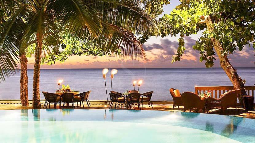 Bora Bora Pearl Beach, Tahiti Pearl Beach Resort, Polynésie française