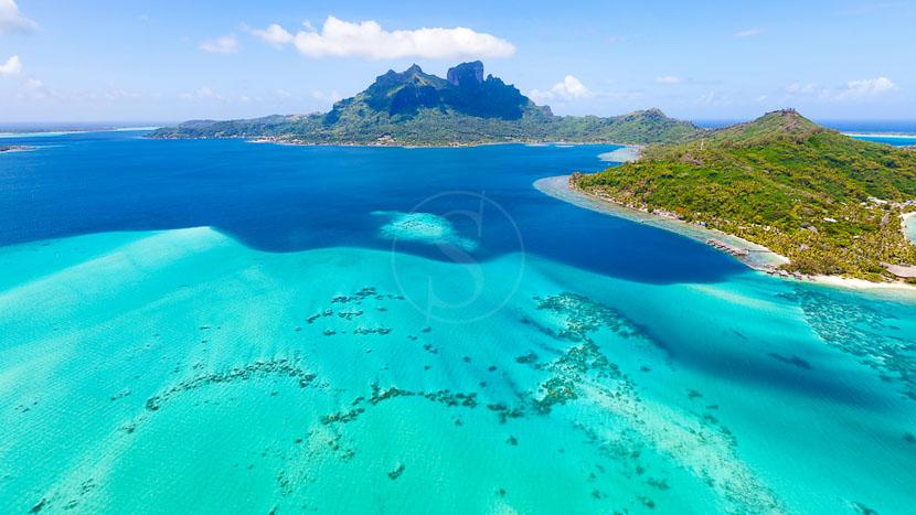 Bora Bora Pearl Beach, Île de Bora Bora, Polynésie Française