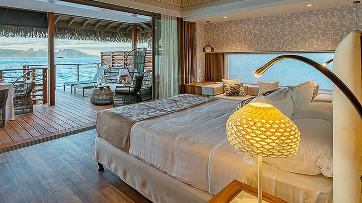 Intercontinental Tahiti Resort & Spa, Intercontinental Tahiti Resort & Spa, Polynésie © Intercontinental