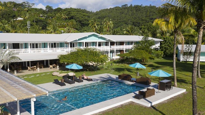 Raiatea Lodge, Raiatea Lodge, Polynésie © Raiatea Lodge