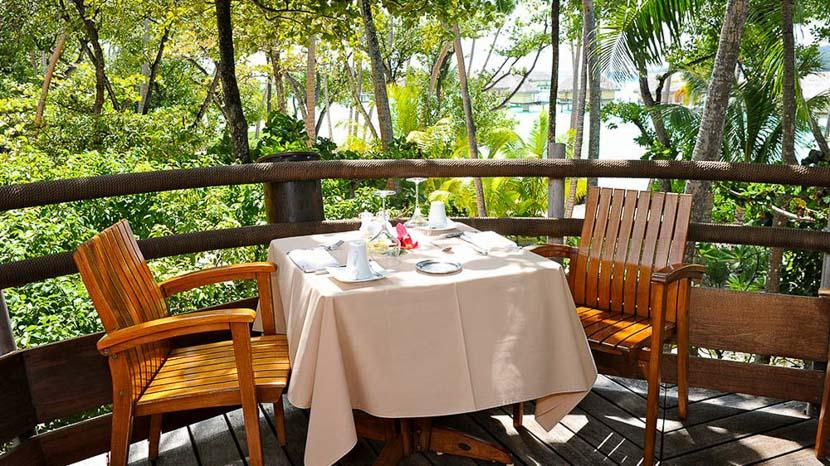 Le Taha'a Island Resort & Spa, Tahaa Island Resort, Polynésie française