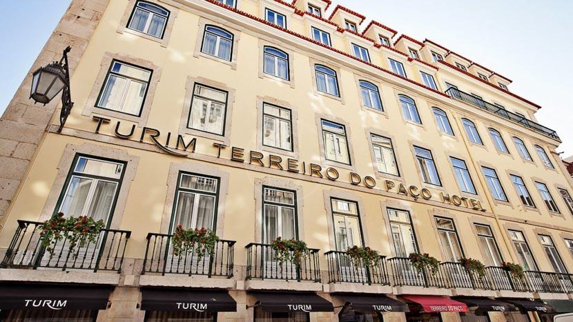 Hôtel Turim Terreiro do Paço, Hotel terreiro do paço, Portugal