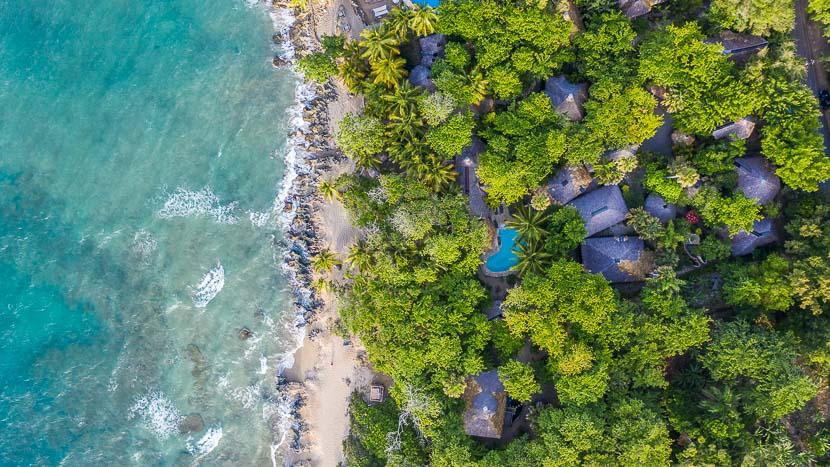 Natura Cabaña Boutique Hôtel & Spa, Natura Cabana, République Dominicaine © By Mint