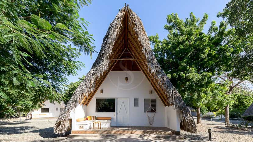 Punta Rucia Lodge, Punta Rucia Lodge, République Dominicaine