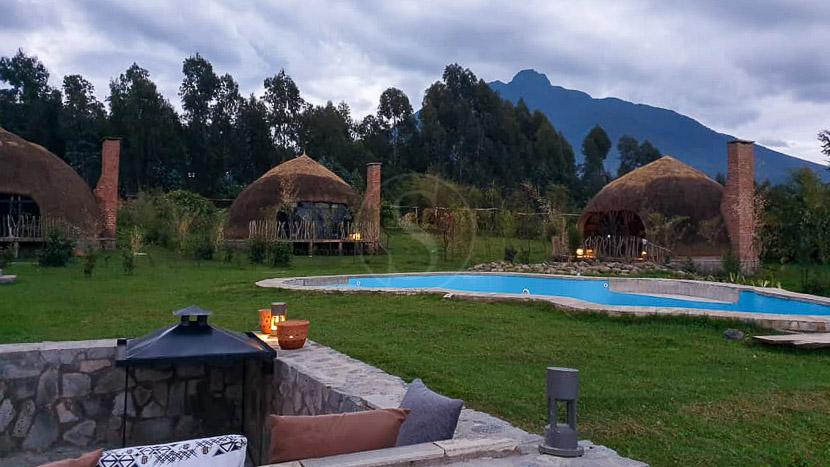 Amarembo Gorilla Village Lodge, Amarembo Gorilla Village Lodge, Rwanda © AGVL