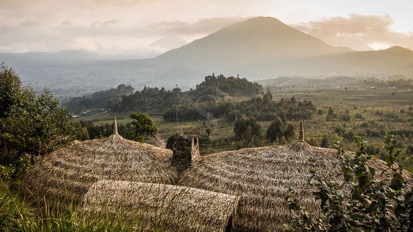 Bisate Lodge, Bisate Lodge, Rwanda © Wilderness Safaris