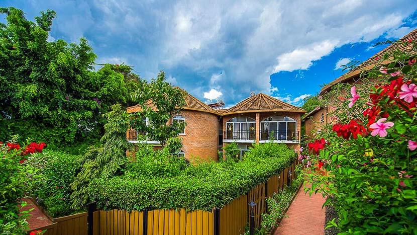 Chez Lando Hotel, Chez Lando Hotel Kigali, Rwanda © Chez Lando Hotel