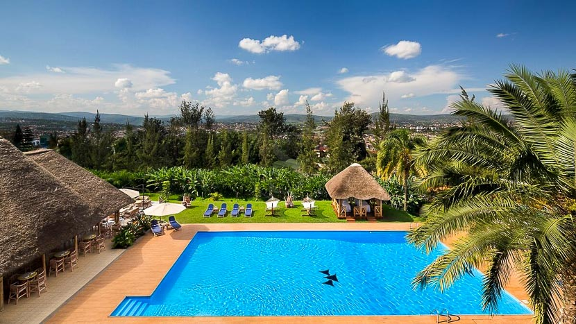 Hôtel des Mille Collines , Hôtel des mille collines, Rwanda © Hôtel des mille collines