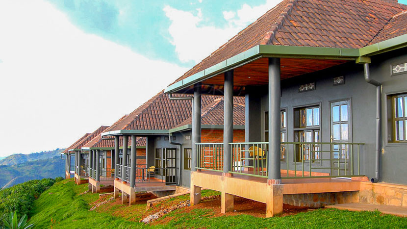 Nyungwe Top View Hill Hotel, Nyungwe Top View Hôtel, Rwanda