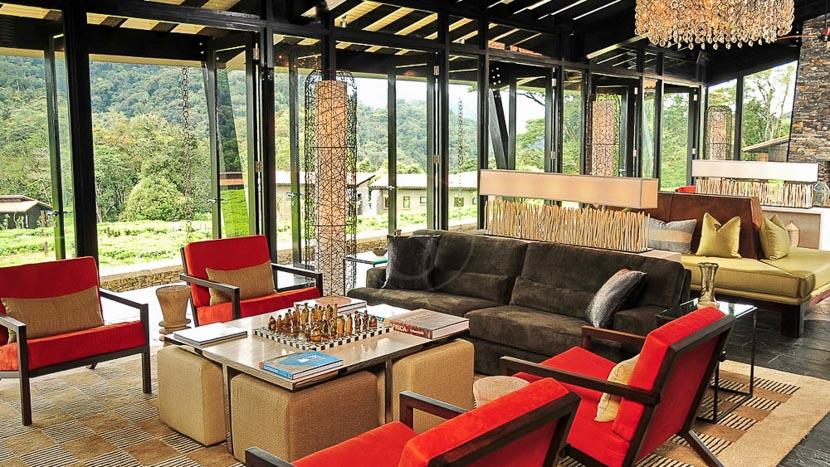 One & Only Nyungwe House, Nyungwe House, Rwanda © One & Only
