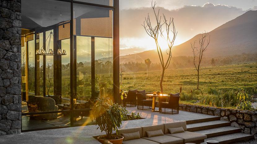 Singita Kwitonda, Singita Kwitonda Lodge, Rwanda
