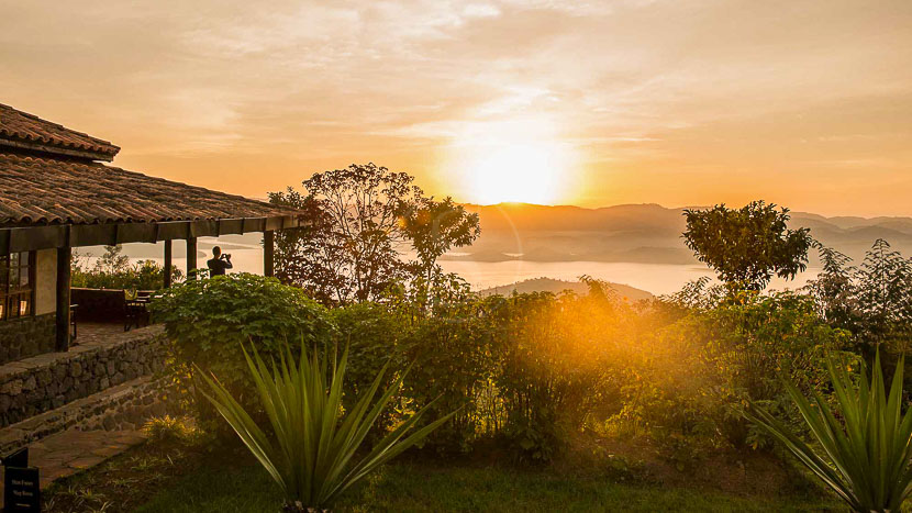 Virunga Lodge, Virunga Lodge, Rwanda © Volcanoes Safaris Properties
