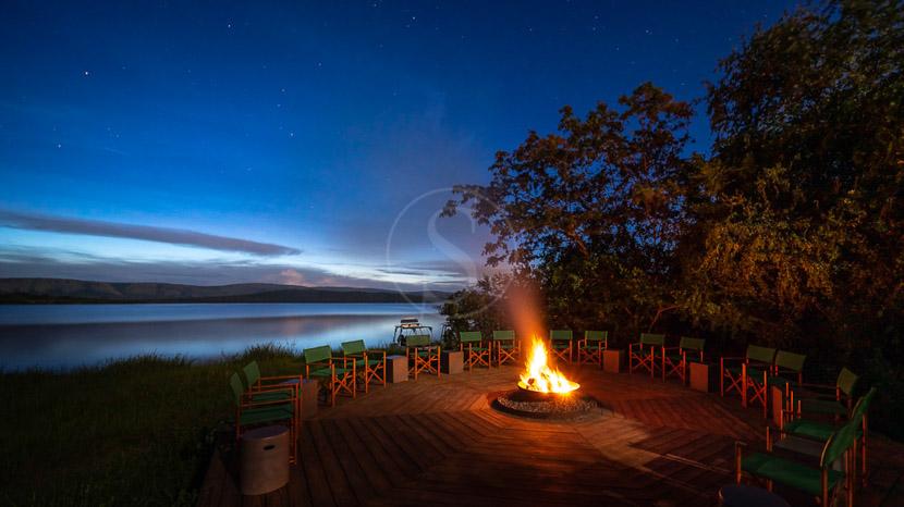 Magashi Tented Camp, Magashi Lodge, Rwanda © Wilderness Safaris - D. Allen