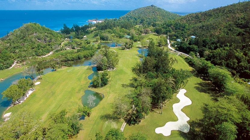 Constance Lemuria, Constance Lemuria de Praslin, Seychelles