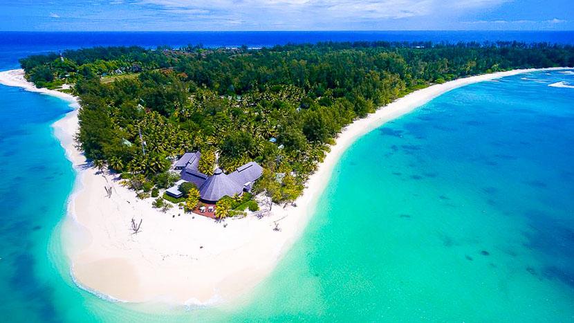 Denis Island Lodge, Denis Island Private Lodge, Seychelles