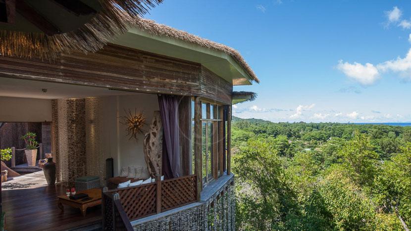 Le Domaine de l'Orangeraie, Le Domaine de l'Orangerie, Seychelles