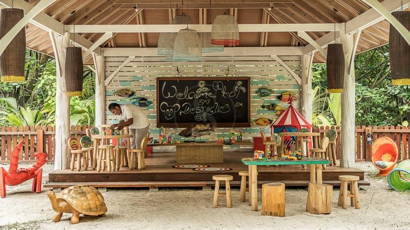 Four Seasons Desroches Island, Four seasons Desroches, Seychelles © Four Seasons