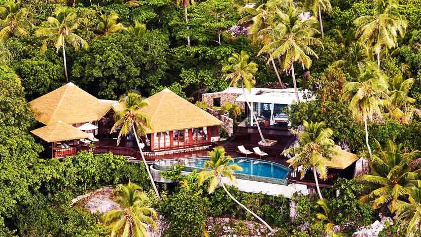 Fregate Island Private, Fregate Island Private, Seychelles © FIP