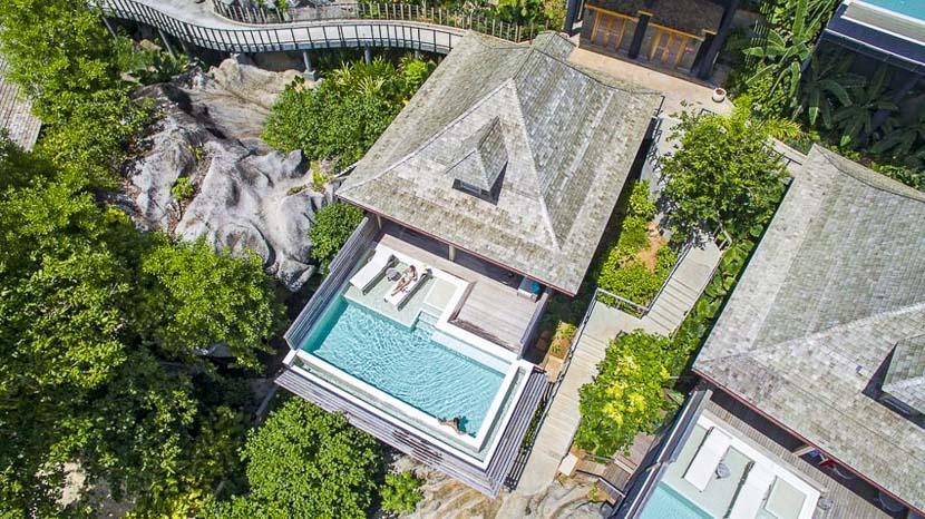 Hilton Seychelles Northolme Resort & Spa, Hilton Northolme Mahe, Seychelles