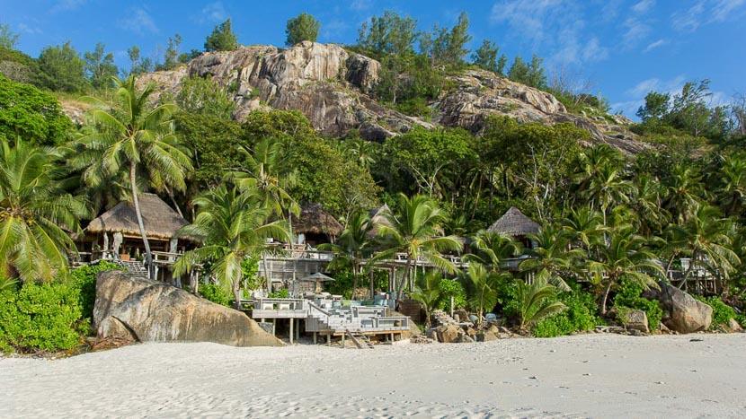 North Island Resort, North Island, Seychelles © Wilderness Safaris
