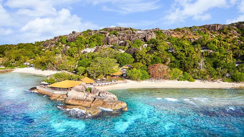 Six Senses Zil Payson, Six Senses Zil Pasyon, Seychelles © Six Senses