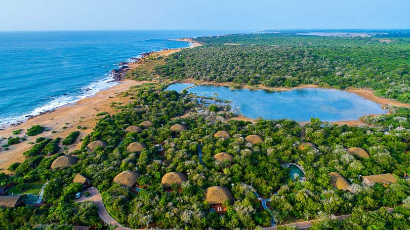 Chena Huts by Uga Escapes, Chena Huts, Sri Lanka