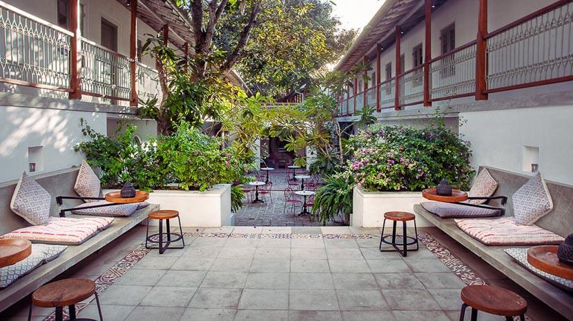 Fort Bazaar, Fort Bazaar Hotel, Sri Lanka