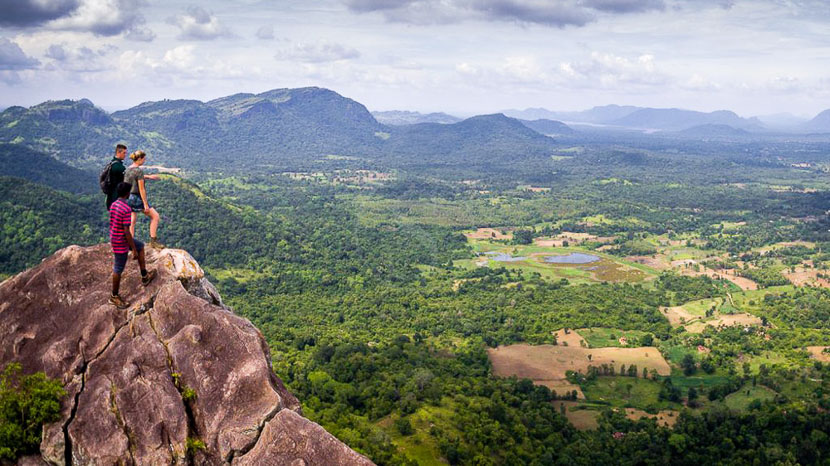 Gal Oya Lodge, Gal Oya Lodge, Sri Lanka