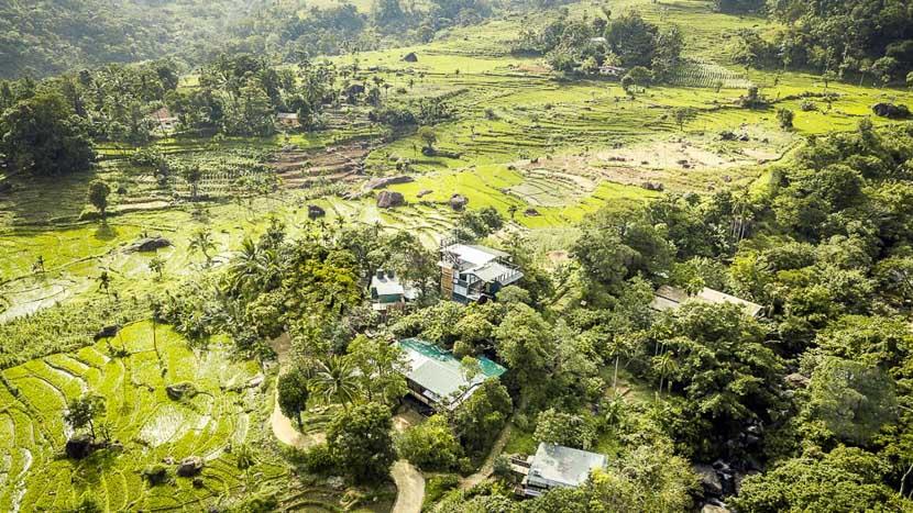 the glenrock, The Glenrock, Sri Lanka © Shiyamal Jayathilake