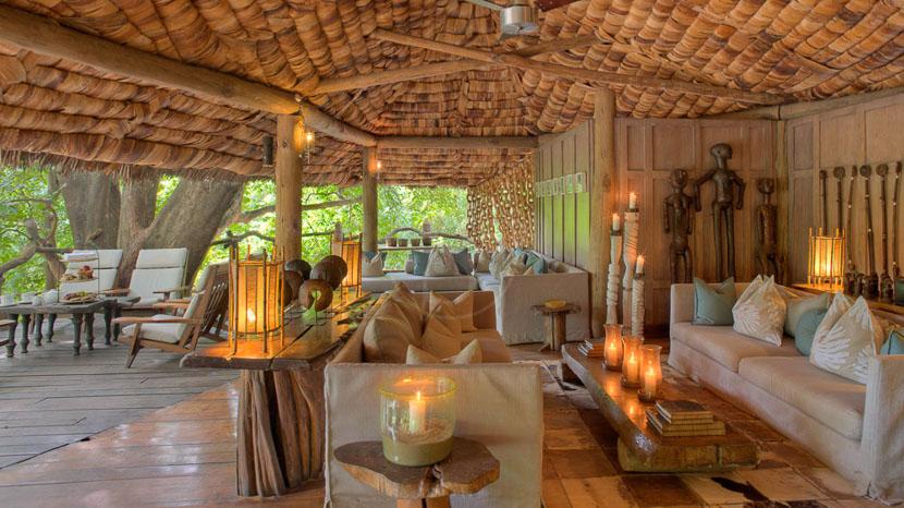 &Beyond Lake Manyara Tree Lodge , Lake Manyara Tree Lodge, Tanzanie © &Beyond