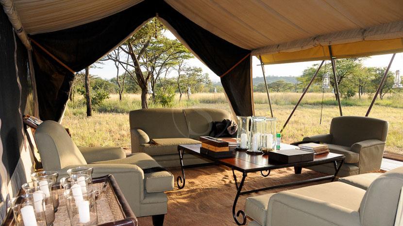 &Beyond Serengeti Under Canvas, Serengeti Under Canvas, Tanzanie © &Beyond