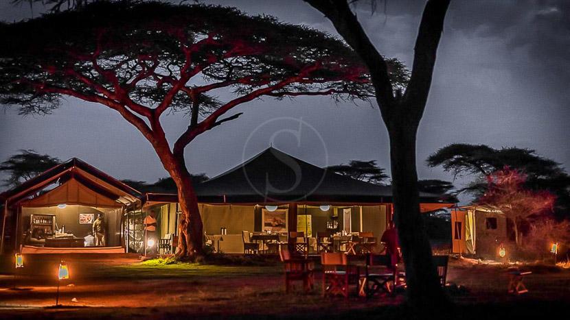 Ang'Ata Ndutu Camp, Angata Ndutu Camp, Tanzanie