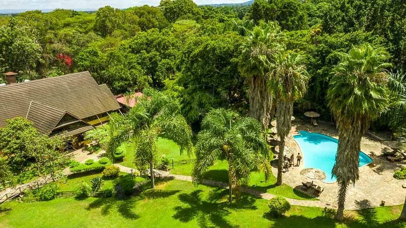 Arumeru River Lodge, Arumeru River Lodge à Arusha, Tanzanie