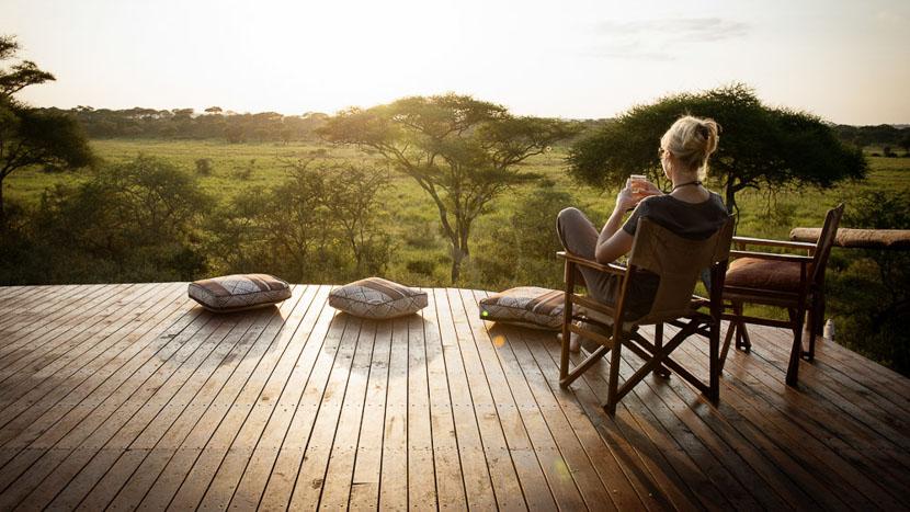 Oliver's Camp, Oliver's Camp, Tanzanie © Asilia - Eliza Deacon