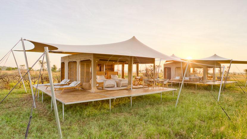 Roving Bushtop Camp Serengeti, Roving Bushtop, Tanzanie © Scanderbeg Sauer