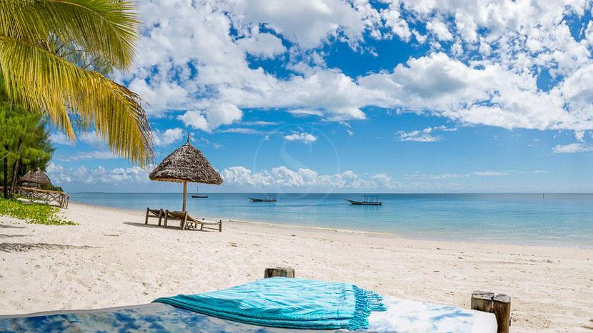 Butiama Beach Lodge, Butiama Lodge de Mafia, Tanzanie