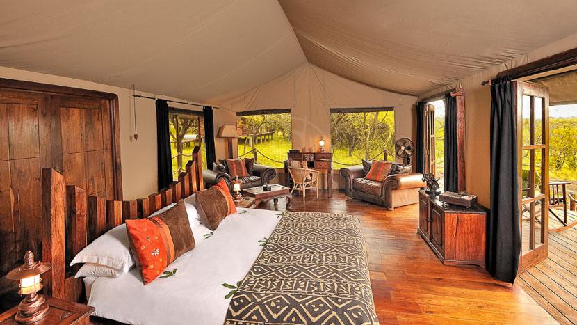 Serengeti Migration Camp, Serengeti Migration Camp, Tanzanie