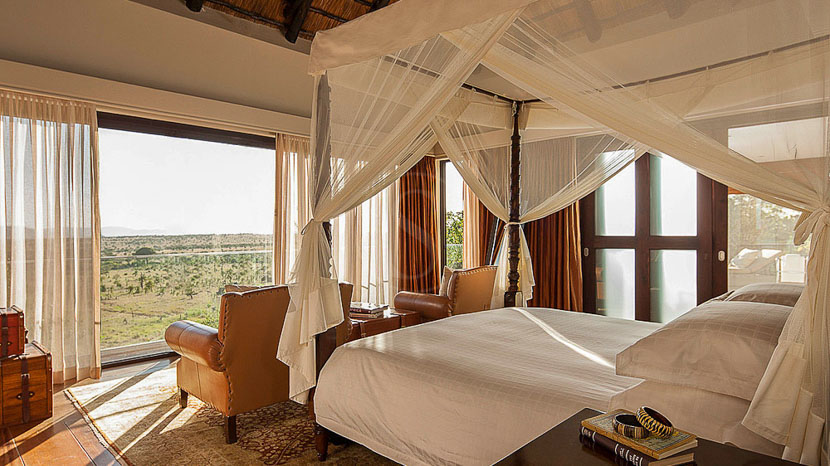 Four Seasons Safari Lodge, Four Seasons Serengeti, Tanzanie © Four Seasons