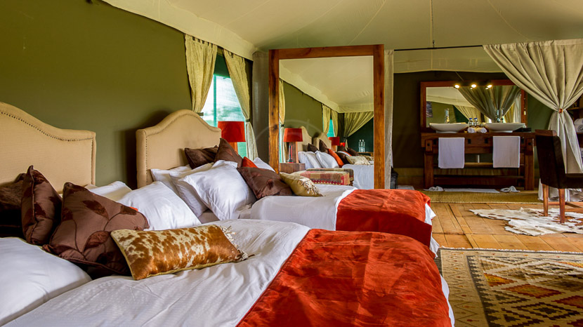 Kaskaz Mara Camp, Kaskaz Mara Camp, Tanzanie