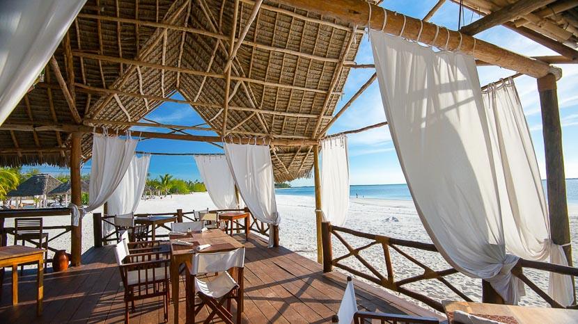 Konokono Beach Resort, Konokono Zanzibar, Tanzanie