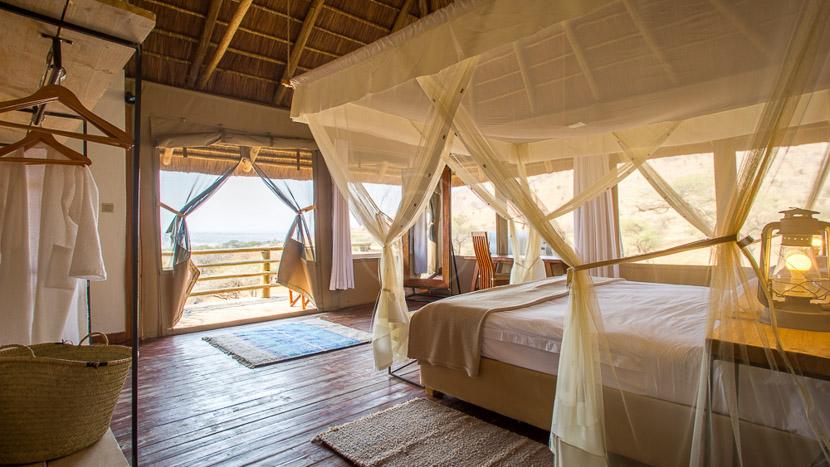 Kubu Kubu Tented Camp, KubuKubu Lodge, Tanzanie © Paul Joynson-Hicks