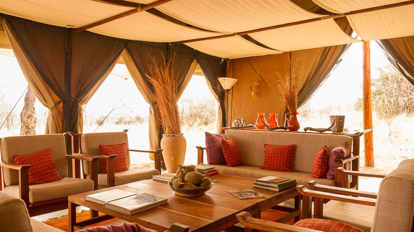 Kwihala Camp, Kwihala Camp à Ruaha, Tanzanie © Asilia -Paul Joynson Hicks