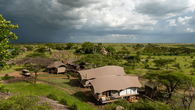 Lemala Nanyukie Tented Lodge, Nanyukie Camp, Tanzanie © Lemala
