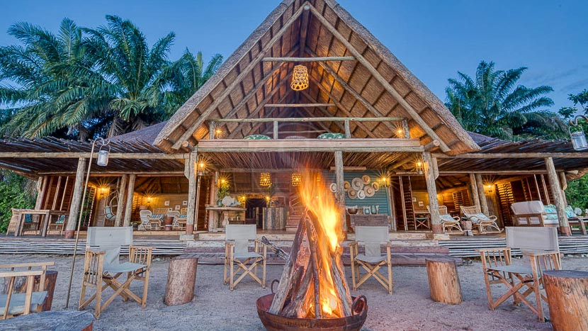 Mbali Mbali Mahale Beach Lodge, Mbali Mbali Mahale Lodge, Tanzanie © Mbali Mbali
