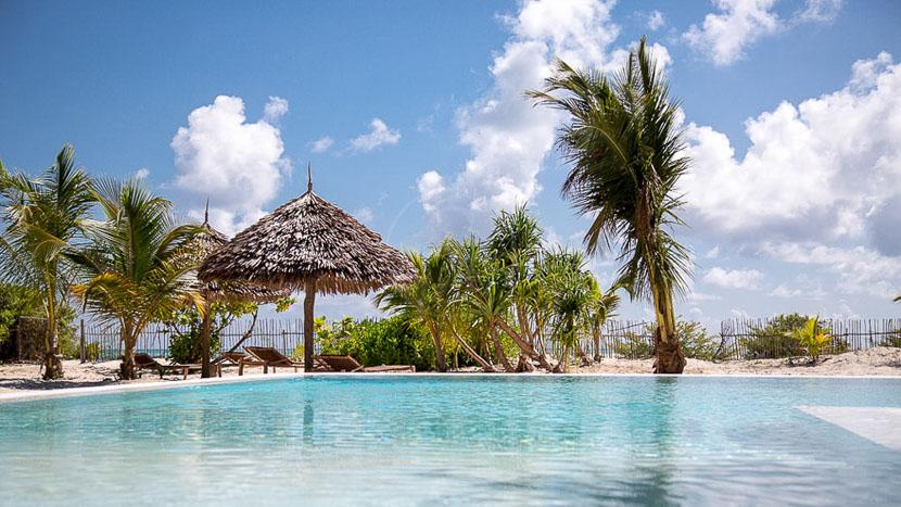 Mwezi Boutique Resort, Mwezi Boutique Hotel à Zanzibar, Tanzanie © Creative  Commons