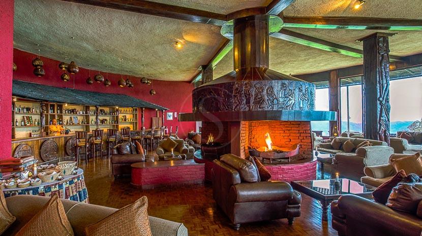 Ngorongoro Sopa Lodge, Ngorongoro Lodge, Tanzanie