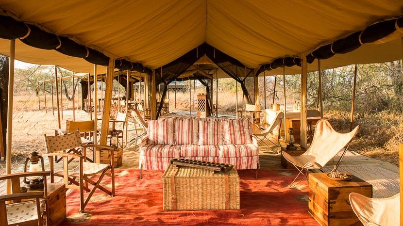 Nomad Serengeti Safari Camp , Serengeti Camp, Tanzanie © Nomad