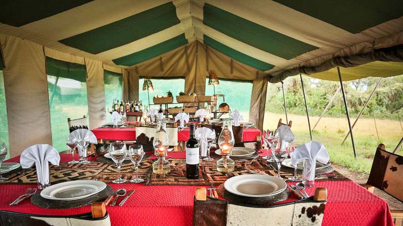 Pakulala Safari Camp, Pakulala Safari Camp, Tanzanie