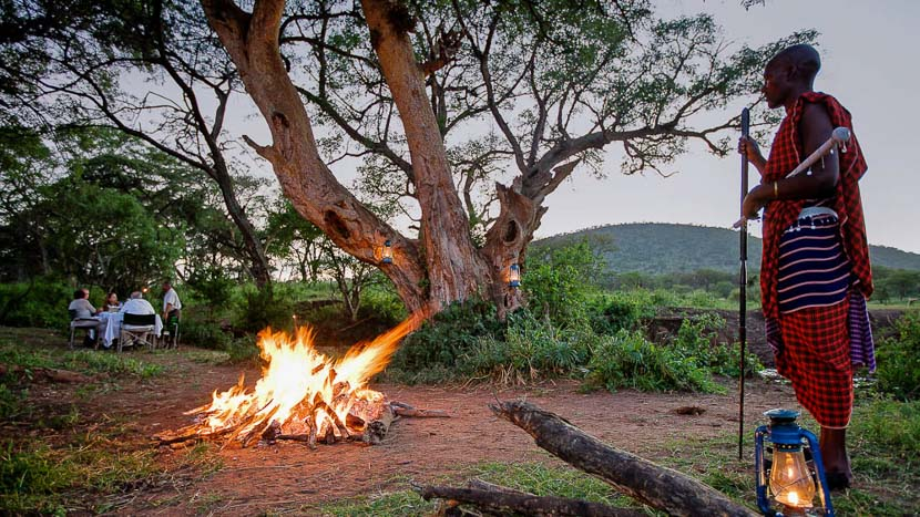 Serengeti Sopa Lodge, Serengeti Lodge, Tanzanie